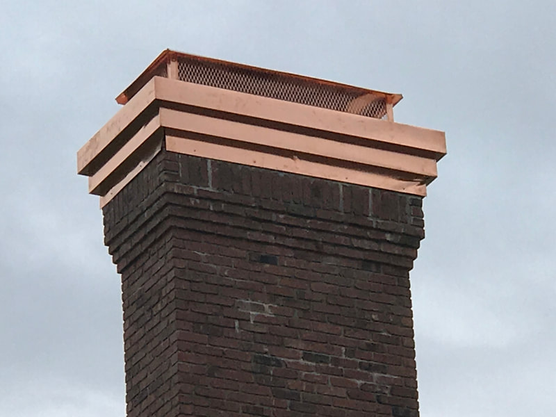 Copper Chimney Hood Peoria, IL